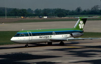 BAC 111 Aer Lingus EI-ANH Manchester