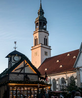 Stradkirche St Marien Celle Germany